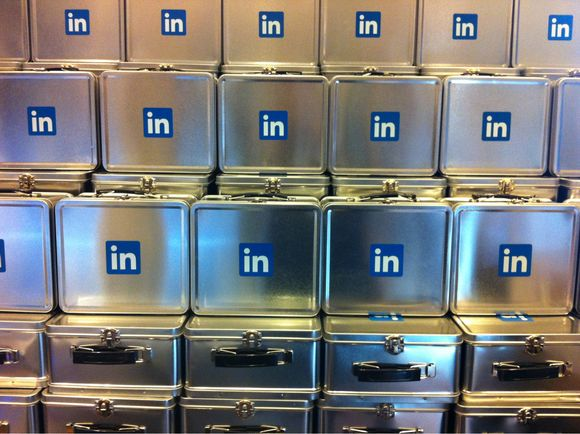 #Linkedin4good on twitter for NP news from LinkedIn's Talent Connect